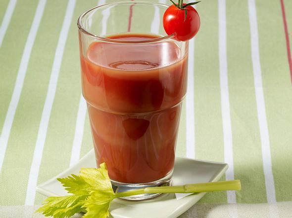 Tomaten-Sellerie-Saft Rezept