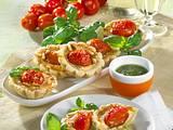 Tomaten-Torteletts Rezept