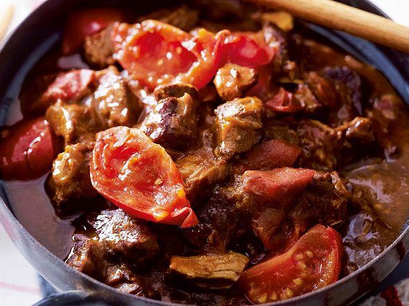 Tomatengulasch Rezept