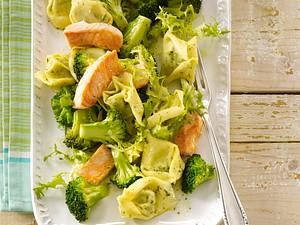 Tortellini-Broccoli-Salat Rezept