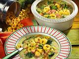 Tortellini-Broccoli-Suppe Rezept