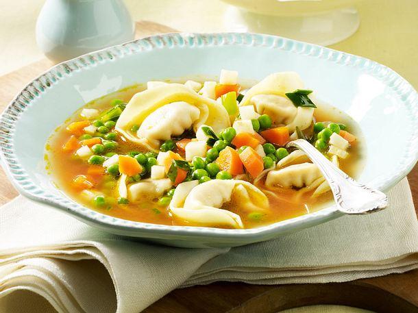 Tortellini-Suppe Rezept