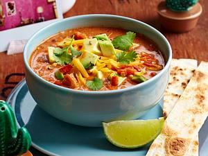 Tortilla-Suppe Rezept