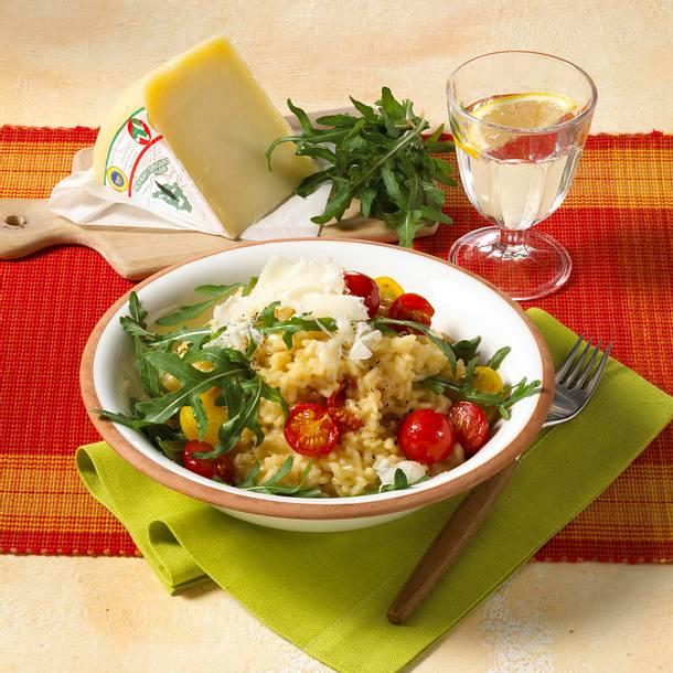 Toskanisches Käse-Risotto Rezept