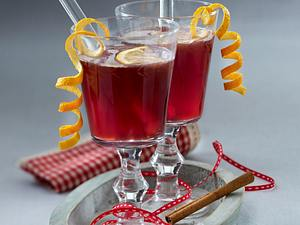 Trauben-Glühwein Rezept
