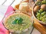 Trauben-Kiwi-Grütze Rezept