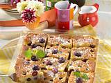 Trauben-Rührkuchen vom Blech Rezept