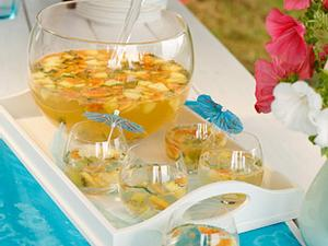 Tropical Bowle Rezept