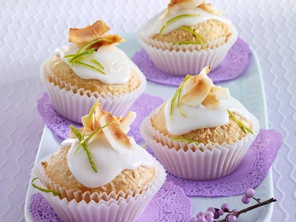 Tropische Kokos-Muffins Rezept