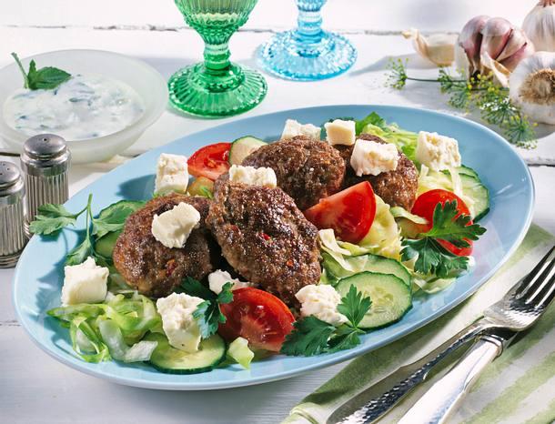 Türkische Frikadellen Rezept