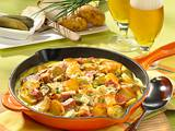 Überbackene Bratkartoffeln Rezept
