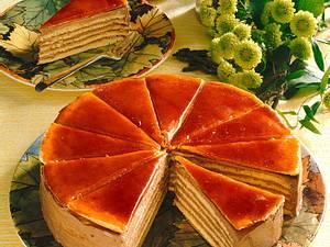 Ungarische Dobos-Torte Rezept