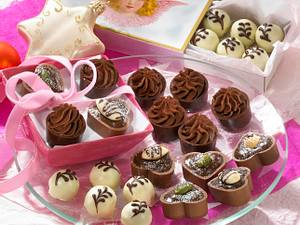 Vanille-Butterkugeln Rezept