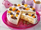 Vanillemousse-Mandarinen-Torte Rezept