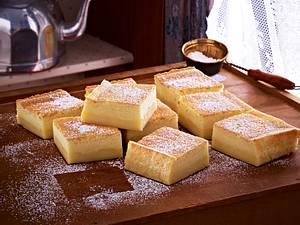 Vanillepudding-Kuchen Rezept