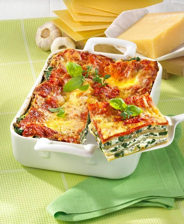 vegetarische lasagne rezept lecker. Black Bedroom Furniture Sets. Home Design Ideas