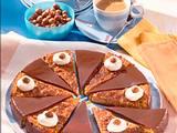 Viertage-Haselnuss-Torte Rezept