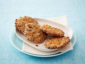 Vollkorn-Cookie mit Aprikosen Rezept