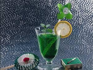 Waldmeister-Tonic mit Zitronenmelisse (ohne Alkohol) Rezept