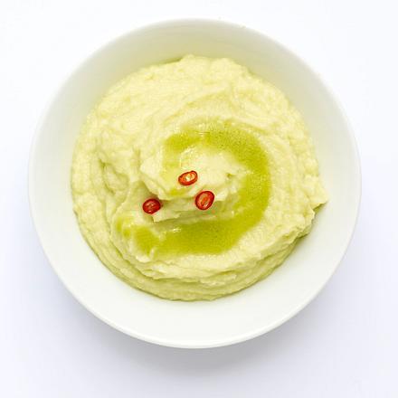 Wasabi-Kartoffel-Püree Rezept