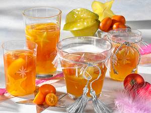 Weihnachtliche Orangenmarmelade Rezept