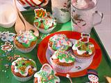 Weihnachts-Muffins Rezept
