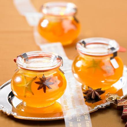 weihnachts orangen marmelade rezept lecker. Black Bedroom Furniture Sets. Home Design Ideas