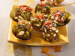Weihnachts-Schokolade Rezept