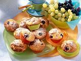Weintrauben-Muffins Rezept