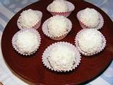 Weiße Kokos-Trüffel Rezept