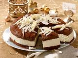 Weiße Lebkuchen-Schokoladen-Torte Rezept