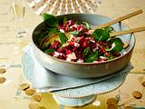 Winter-Quinoa-Salat Rezept