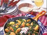 Winterliche Gemüsepfanne Rezept