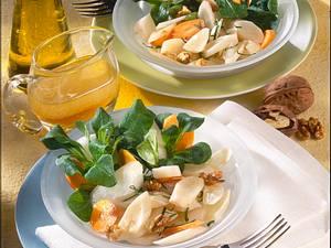 Winterlicher Schwarzwurzel-Salat Rezept
