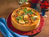 Wirsing-Torte mit Speck Rezept