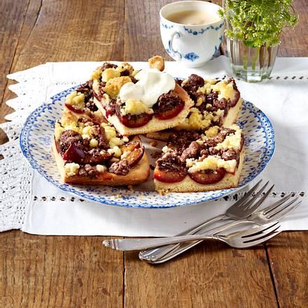 Wolgaster Pflaumenkuchen Rezept