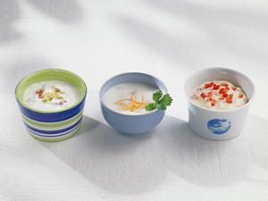 Würzige Salatcreme Rezept