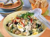 Würziger Reis-Thunfisch-Salat  Rezept
