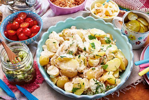 Wunschkartoffelsalat zum Selbermischen Rezept