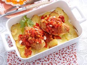 Zigeuner-Schnitzel Rezept