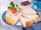 Zitronen-Frischkäse-Torte Rezept