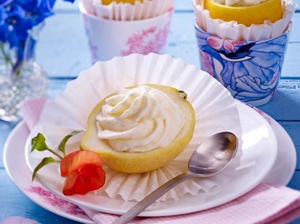Zitronen-Joghurt-Parfait Rezept