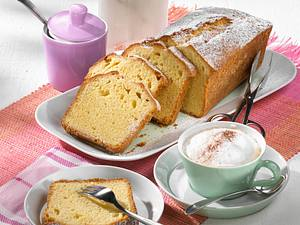 Zitronen-Kastenkuchen (Diabetiker) Rezept