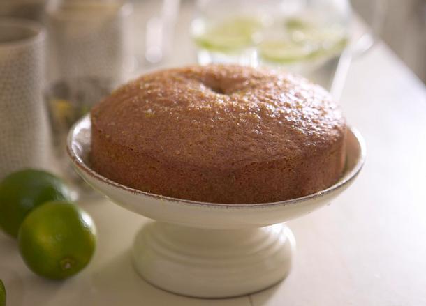 Zitronen-Limetten-Kokosnuss-Kuchen Rezept