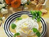 Zitronen-Sahne-Creme Rezept