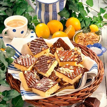 Zitronen-Schoko-Kuchen Rezept