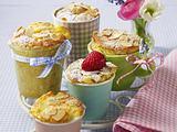 Zitronen-Tassen-Törtchen Rezept