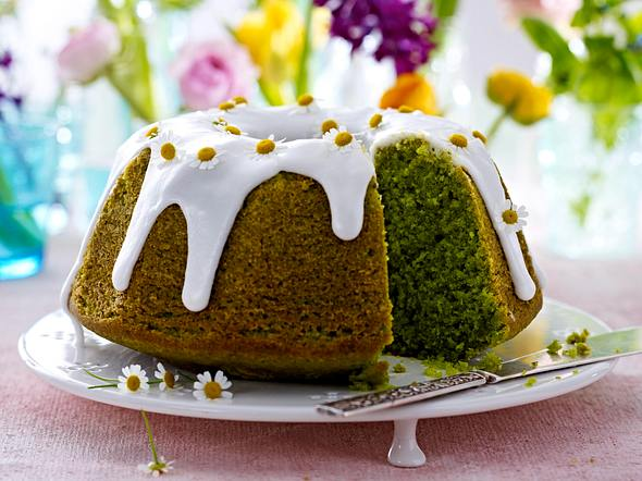 Zitronennapfkuchen Grüne Wiese Rezept