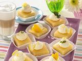 Zitronenschnitten vom Blech Rezept