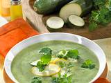 Zucchini-Kaltschale Rezept